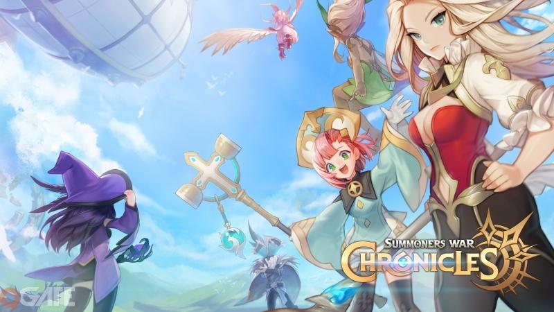 Com2uS sẽ đem bom tấn sắp ra mắt Summoners War: Chronicles tới Gamescom 2021