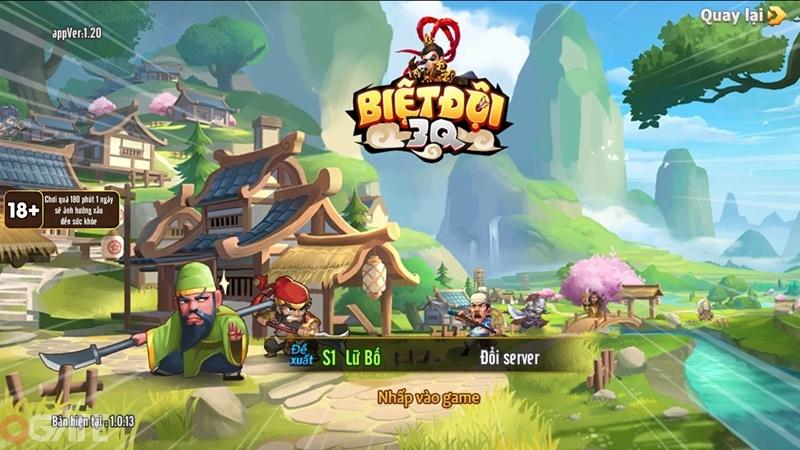 Biệt Đội 3Q Mobile: Video trải nghiệm game (OB 27/8)