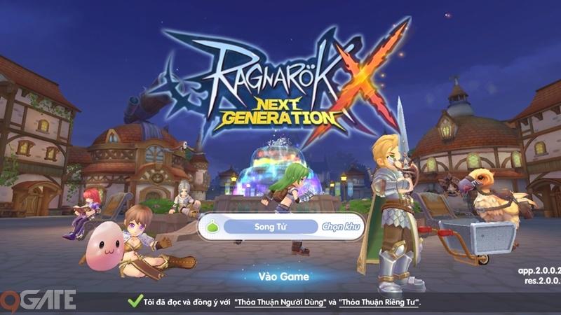 Ragnarok X - Next Generation: Video trải nghiệm game (OB 1/9)