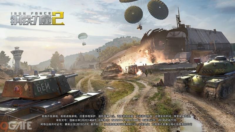Iron Force 2 - Lực Lượng Cương Thiết: Video trải nghiệm game (OB 26/8)