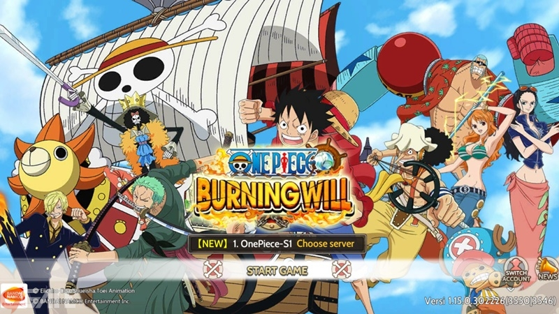 One Piece - Burning Will: Video trải nghiệm game (Global OB 5/9)