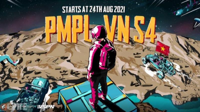 PUBG Mobile: PMPL Việt Nam mùa 4 trở lại sôi động ngay từ những tuần thi đấu đầu tiên