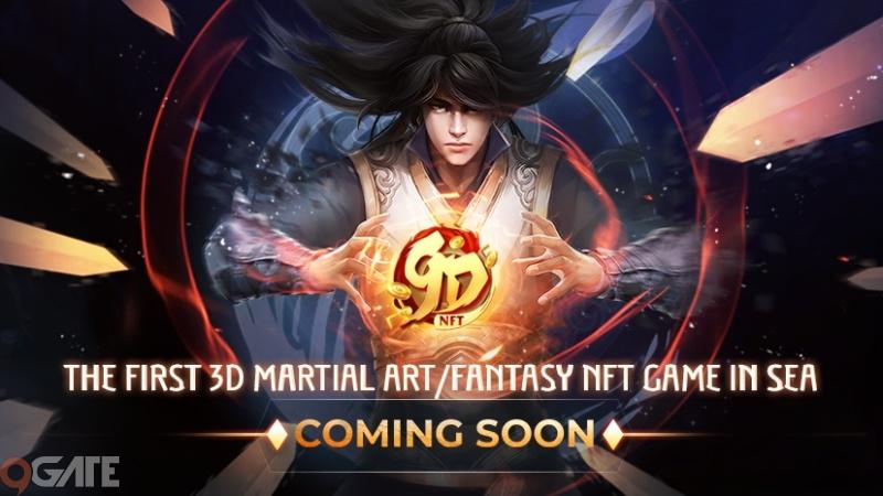 9D NFT: Dự án game NFT kiếm hiệp 3D đầu tiên trên blockchain?