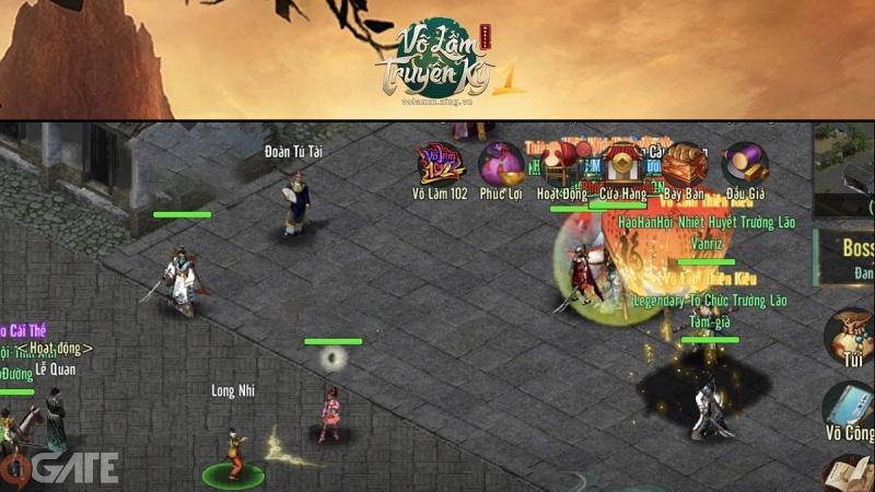 Game thủ Võ Lâm Truyền Kỳ 1 Mobile cầu nguyện gì trong mùa Trung thu?