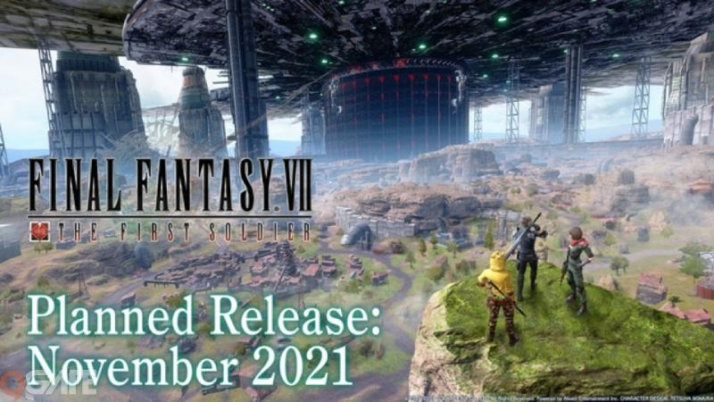 Bom tấn Final Fantasy VII mới sẽ độc quyền cho game thủ Mobile, ra mắt trong tháng 11
