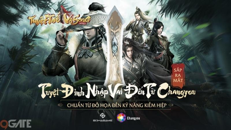 Tuyệt Thế Vô Song Mobile - Tuyệt phẩm nhập vai của ChangYou xác nhận về Việt Nam