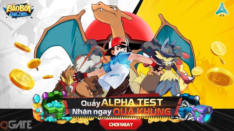 Bảo Bối Đại Chiến: Game thủ hào hứng trải nghiệm Alpha Test, chính thức ra mắt vào 10h 14/10