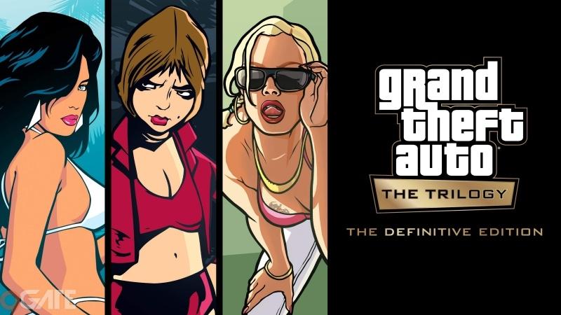 GTA: The Trilogy - Definitive Edition chốt ngày ra mắt vào 11/11