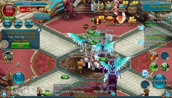 Người chơi tranh nhau diệt boss tại các phụ bản trong ngày Closed Beta