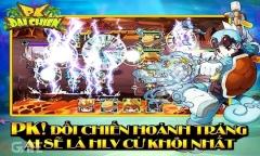 PK Đại Chiến: Hướng dẫn chi tiết về tính năng Guild Chiến