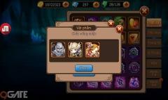 Điểm Tin Sáng 30/10: Mở 3 túi trúng 3 tướng – game thủ Mộng Vương Thần 3D hên nhất năm