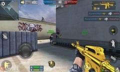 Phục Kích Mobile: Delay súng ngắm bằng cận chiến