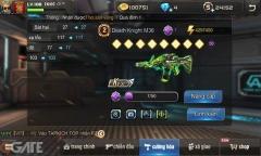 Tập Kích: M4A1 Gold nã Zombie