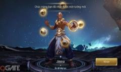 Liên Quân Mobile: Tâm điểm tướng Jinna