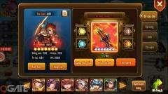 Tam Quốc GO miễn phí hoàn toàn chức năng lò rèn trong update mới Liên Minh Quân Đoàn