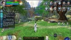 Thanh Vân Chí 3D Mobile: Siêu phẩm tiên hiệp 3D