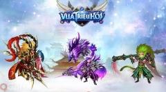 Vua Triệu Hồi: Game thẻ bài ra mắt trong tháng 4