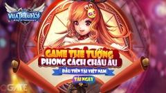 Chính thức khai mở 12/04, Vua Triệu Hồi tặng VIPCode tân thủ trị giá 1 triệu đồng
