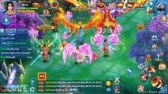 Phi Tiên Mobile: 4 hệ phái nhân vật