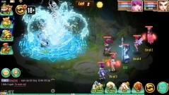 Soi Đại Đường Tây Du, game turn-base chiến thuật sắp ra mắt game thủ Việt