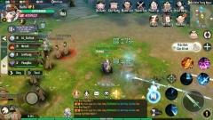 Trải nghiệm Ngạo Kiếm Vô Song 5.0: Hình ảnh đồ họa sắc nét, các tính năng khá cơ bản của dòng game nhập vai
