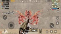 """Game thủ PUBG Mobile đua nhau tìm kiếm """"vật tổ"""" trong Godzilla: King of the Monsters để check-in nhận quà"""