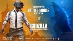 Ăn theo Godzilla, PUBG Mobile cho gamer quay 'trang phục Vua Quái Thú' khá ngầu lòi và đẹp mắt