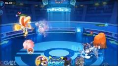 Poke Huyền Thoại: Trận chiến giữa Huyền Thoại - Ho-oh vs Mewtwo