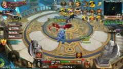 Thánh Chiến 3D: Bom tấn MMORPG Hàn Quốc chính thức đạt Top 1 thịnh hành CH Play sau 2 ngày ra mắt