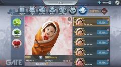 """Tam Quốc Vương Giả: Ra mắt tính năng """"Lấy Vợ Sinh Con"""", game thủ hóng mòn mỏi ngày được """"sinh con"""""""