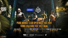 PMCO 2019: Giải đấu PUBG MOBILE lớn nhất hành tinh chính thức khởi tranh trong tháng 8
