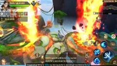 PK trên không – tính năng mới lạ trong Thiên Kiếm Mobile