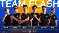 Liên Quân Mobile: Team Flash hủy diệt ZD Esports khiến người xem tưởng Cao Thủ đấu Bạch Kim