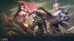 Tuyệt Thế Võ Lâm - game 10 triệu lượt tải tại thị trường châu Á sẽ được NPH Funtap phát hành độc quyền tại Việt Nam trong tháng 11