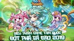 """Độ Tam Quốc: Game """"Tam Quốc Độ Tam Giới"""" ra mắt game thủ vào ngày 12/11"""