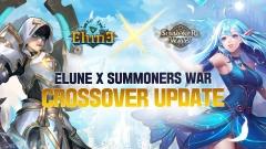 Elune x Summoners War – bản crossover giữa hai tựa game RPG đình đám đã chính thức ra mắt