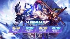 Game thủ đã có thể download Vệ Thần Mobile, chờ ngày ra mắt 25/03