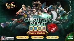 """Game Hàn """"Top 1 Thịnh Hành"""" - Bát Hoang Lãnh Chủ chính thức ra mắt, tặng 1000 Giftcode"""