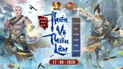 Môn phái thứ 11 Thiếu Lâm sẽ chính thức gia nhập Tân Thiên Long Mobile