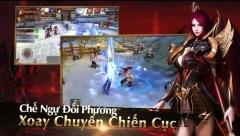 Lục Long Tranh Bá 3D: Quốc Chiến Vạn Người Cùng PK