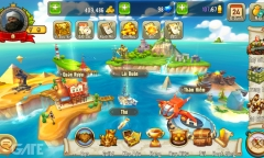 Contral Online: Video trải nghiệm game