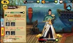 Hoa Sơn Luận Kiếm 3D: Mang chiến thuật đến với dòng game kiếm hiệp