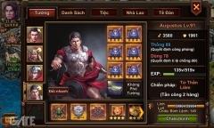 Thiên Tướng Mobile: Hướng dẫn chơi game