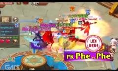 Lục Địa Huyền Bí: PK liên Server