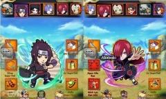 Vua Nhẫn Thuật: Hướng dẫn tách và trùng sinh Ninja