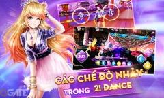 2! Dance: Hướng Dẫn Các Chế Độ Nhảy Trong Game