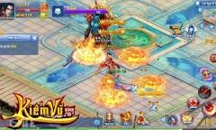 Kiếm Vũ Giang Hồ: Gameplay