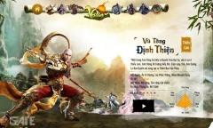 Võ Lâm - VTC Game: Trailer game