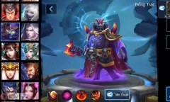 3Q 360Mobi: Giới thiệu nhân vật Đổng Trác