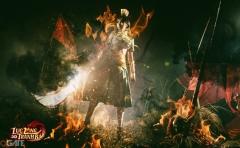 Lục Long Tranh Bá 3D: Hot Girl Lilly Luta đẹp ngỡ ngàng trong tạo hình Quan Vũ